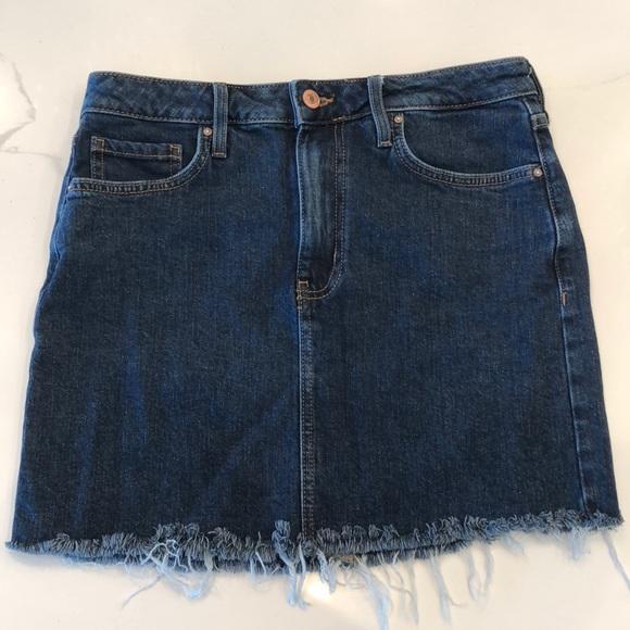Forever 21 Dresses & Skirts - Dark wash Forever 21 skirt